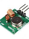 Emetteur 433mhz de module sans fil pour superreaction (pour Arduino) (vert)