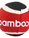 Bamboo pelota de tenis del estilo del juguete para perros