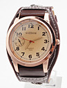 Men's Watch Rose Gold Case Dress Watch Cool Watch Unique Watch