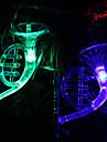 32-6M LED en forme d\'instruments de musique a cordes Fee de lumiere coloree Lampe pour Noel (220)