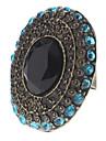 z&X® el anillo de caja del tesoro luz de la luna