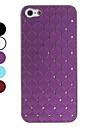Жесткий чехол с кристаллами для iPhone 5 (разные цвета)