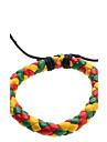 z&X® colorida pulseira cordao de tecer