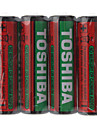 TOSHIBA 1.5V AA Battery (4-Pack)