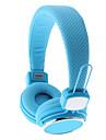 estudio kanen ip-850 auriculares plegables con microfono microfono (colores surtidos)