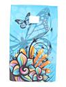 Lovely Butterfly Pattern Soft Case for LG Optimus L3 E400