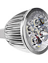 GU5.3 6 W 5 High Power LED 280 LM Natural White MR16 Spot Lights DC 12 V
