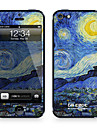 """Da Code ™ Skin for iPhone 4/4S: """"Starry Night"""" by Vincent van Gogh (Masterpieces Series)"""