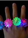 Anillos con Luces LED Multicolor (Color Aleatorio)