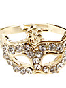 Ring Jewelry Alloy Women Band Rings8 Gold / Silver