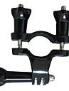 Profesjonell Kompatibel Sykkel stoette for GOPRO kamera (svart)
