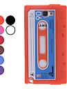 Rétro étui de protection arrière en silicone Style Cassette pour Samsung Galaxy Note N7100 2 (couleurs assorties)