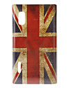 For LG Case Pattern Case Back Cover Case Flag Hard PC LG L5