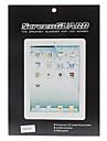 Pelicula Protetora para Tela de LCD de Alta Definicao com Pano Limpador para iPad 2/3/4