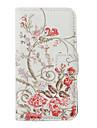 Motif Case Full Body de fleur pour l'iPhone 4/4S