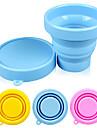 конфеты цвет силиконовые 170 мл складной стакан (случайный цвет)