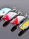 TRULINOYA-Hard Bait Mini Getaran 70mm/13.8g Fishing Lure (Random Color)