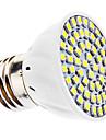 Lampada de Foco E26/E27 3 W 240 LM 6500K K Branco Natural 60 SMD 3528 AC 110-130/AC 220-240 V PAR