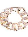 Bracelets de rive ( Plaque or ) Soiree / Quotidien / Casual