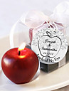 Apple of My Eye Mini-Candle