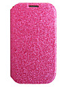 Crystal Pu Leahter Case for Samsung Galaxy S3 I9300(Assorted Color)