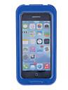 Elegante cor solida Quadro Universal Bolsa subaquatica impermeavel com alca para iPhone 4/4S/5/5S e Outros (cores sortidas)