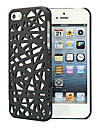 Bird\'s Nest Design Hollow-out Back Case for iPhone 5/5S(Assorted Color)
