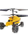 3ch י.ד. - 922 Attop בשלט רחוק Aerocar עם גירוסקופ