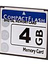 4기가바이트 초 디지털 컴팩트 플래시 메모리 카드