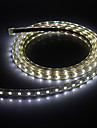 2M 20W 5050SMD 1400LM 6000K Cool White Light LED stripe lys (220V)