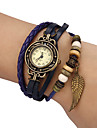 Women\'s Watch Bracelet Bohemian Wing Pendant  Cool Watches Unique Watches Fashion Watch Strap Watch