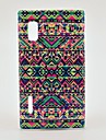 Messy Geometry Pattern Hard Case for LG Optimus L5/E612/E610