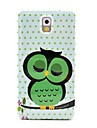 Dormir Owl Designs Hard Case para Galaxy Note N9000 3