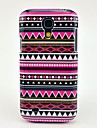 Rich Geometry Pattern Hard Back Cover Case for Samsung Galaxy S4 Mini I9190