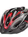 CoolChange 21 Vents EPS Red Cycling moulee integralement Casque