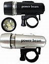 Bike Light , Front Bike Light / Bike Lights - 1 Mode Lumens Waterproof Battery Cycling/Bike Silver / Black Bike Others