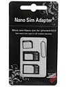 아이폰 4/4S/5/5S 나노 / 마이크로 SIM 도구 세트