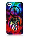 Dream Catcher Pattern Silicone Soft Case for iPhone5/5S