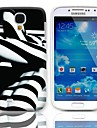 Pour Samsung Galaxy Coque Motif Coque Coque Arriere Coque Noir & blanc Polycarbonate Samsung S4 Mini