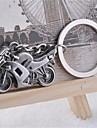Smukke Cool Dominerende personlighed Street tung motorcykel Stainless Steel nøglering