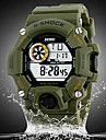 Men\'s Watch Military Sports Multi-Function LCD Water  And Shock Resistant