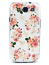 Beautiful Rose Flower mønster hård Back Case Cover til Samsung Galaxy S3 i9300