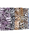 Leopard Pattern PU Leather Case for Samsung S5 I9600