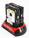 "Double Dock 2.5"" 3.5"" SATA IDE HDD OTG USB ESATA Hard Drive Docking"