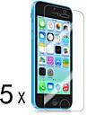 Pack de 15 films de protection haute definition pour iPhone 5C