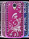 Spray Pattern Hard Case for Samsung Galaxy S4 I9500 (Assorted Colors)