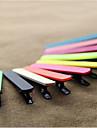 Конфеты цветные Утконос Краевые клип Шпильки
