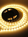 5M 90W 60x5730SMD 7000-8000LM 3000-3500K Warm White Light LED Strip Light (12V)