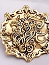 European A Song of Ice and Fire 4cm Unisex  Alloy  Brooches(Bronze,Gold,Black)(1 Pc)