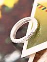 coreano de la manera circulo dulce R522 anillo esmerilado de las mujeres